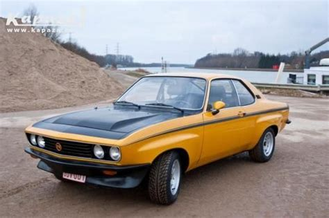 1974 Opel Manta by 1974 Opel Manta Te2800 Autos Opel Manta Bmw Classic