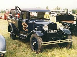 1930s Ford Model Aa Tow Truck
