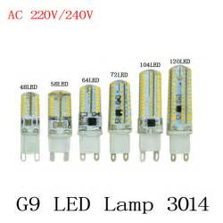 Le Led G9 9w by Online Buy Wholesale G9 Led 9w From China G9 Led 9w