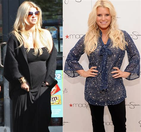 jessica simpson shows   drastic weight loss pk