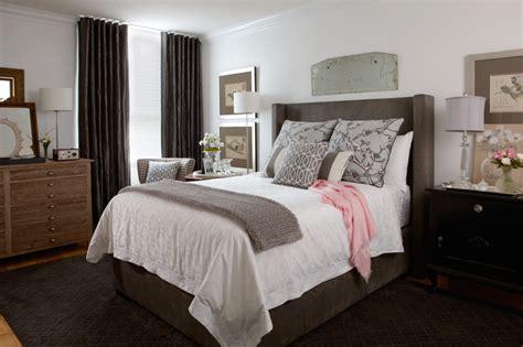 Jane Lockhart Bedroom Makeover  Traditional Bedroom