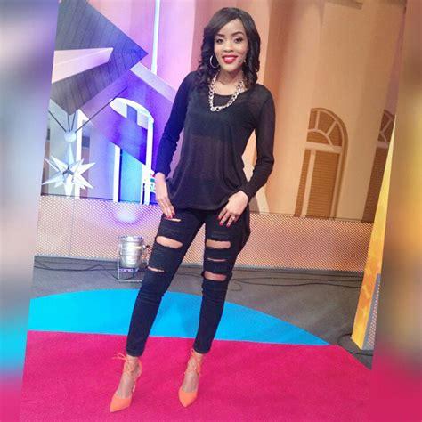 Kenya's Netizens Adores Joey Muthengi Ditching Weaves
