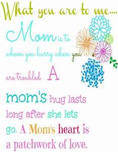 Poem Poster - Mother and Daughter | Spring Banquet ...