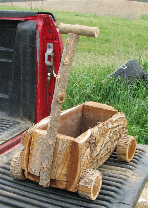amish  decorative planters woodworking projects plans