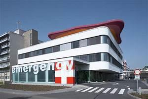 Emergency Pavilion In Teaching Hospital    Domy
