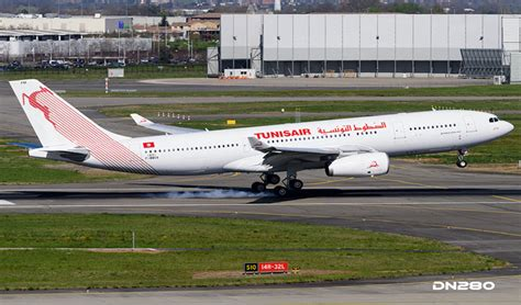 Tunisair Nice Aéroport