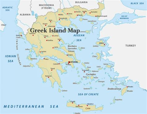 greek islands updated