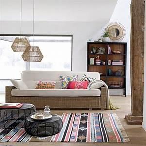 1000 idees sur le theme tables basses avec miroir sur With tapis kilim avec canapé vachette