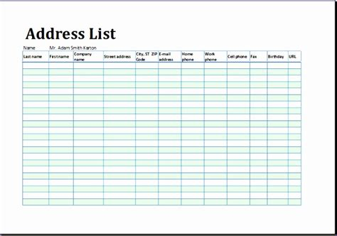 personal collection inventory excel templates excel