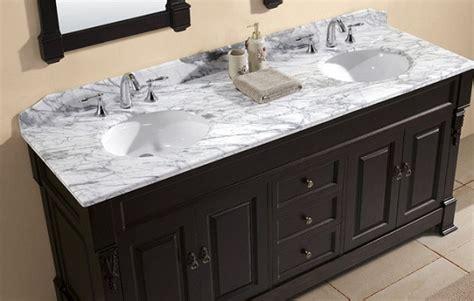 Home Depot Double Sink Vanity Top by 7 Best Bathroom Vanities Ideas With Tops Home Design San
