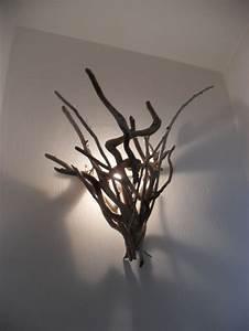 Applique Murale Bois Flotté : comment fabriquer une tete de lit en bois 14 murale bois lustre bois flott233 lampe en bois ~ Teatrodelosmanantiales.com Idées de Décoration