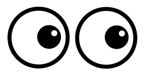 Free Clipart: Cartoon Eyes Prawny