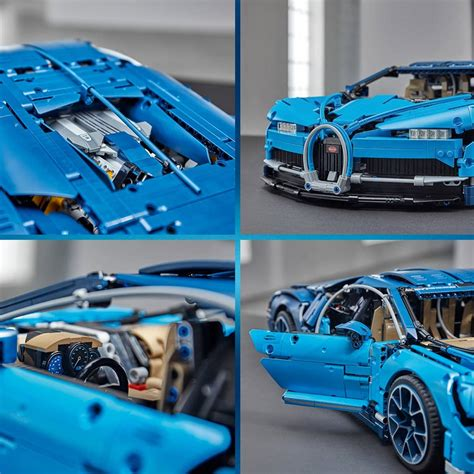 This exclusive model has been developed in partnership with bugatti automobiles s.a.s to capture the essence of the if you are a lego fan or a bugatti fan, this building set is totally worth the price! LEGO Technic Bugatti Chiron - 42083 - DealsTracker.nl