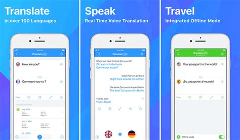 how to translate a page on iphone best iphone translation apps must travel companions