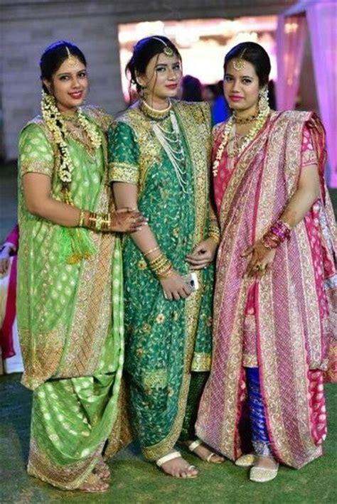 images  khada dupattas  hyderabadi brides