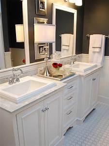 24+ Double Bathroom Vanity Ideas | Bathroom Designs ...
