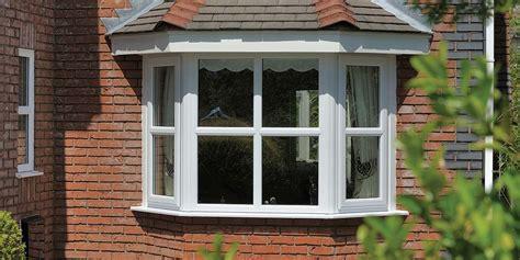 white upvc windows white upvc double glazing  pennine