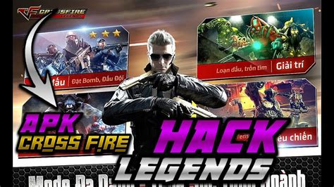 crossfire legends apk hack cheats for android and ios unlimited from money