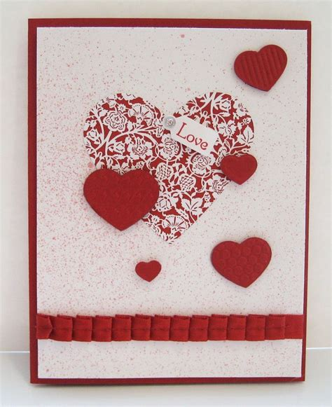 Pinterest Valentine Cards Cute Valentines Day Card Handmade Card Ideas And Cricut