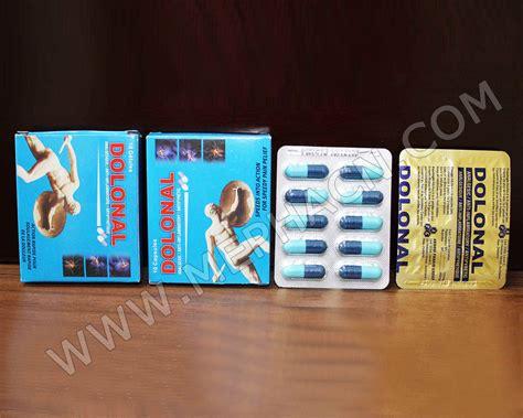 Paracetamol + Ibuprofen Capsule-hebei Mepha Co. Ltd