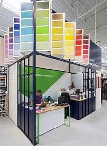 Leroy Merlin Store By Dalziel Pow Le Havre France