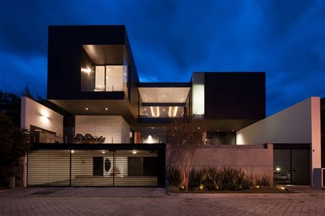 pictures modern mansion dominant modern mansion by glr arquitectos architectural