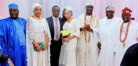 Ms tinubu featured on the bbc 100 women list in 2018. Seyi Tinubu and wife celebrate 4th wedding anniversary ...