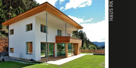 Moderne Häuser Südtirol by Planung Architekur Thomahaus S 252 Dtirol Pustertal Vintl