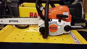 Stihl Ms 170 Avis : stihl ms 170 chainsaw review youtube ~ Dailycaller-alerts.com Idées de Décoration