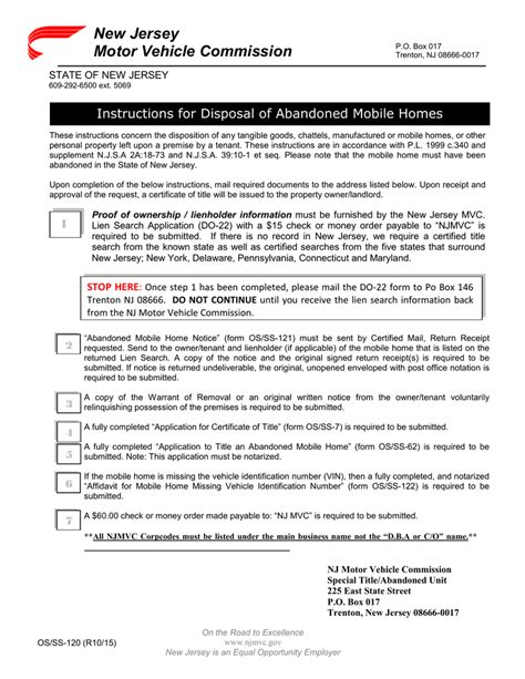 nj motor vehicle registration renewal form new jersey division of motor vehicles automotivegarage org