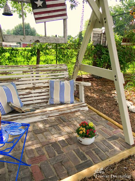 upcycled porches  patios unique ideas  outdoor