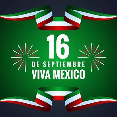 Vector Independence Mexico Mexican Happy Background Card
