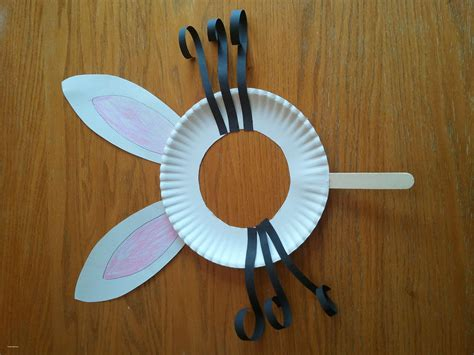 easter decorations to make out of paper easter decorations to make out of paper fresh easter bunny mask cute and looks easy to make