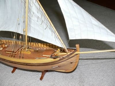 What S Boat In Spanish by Spanish Balancelle Pandy S Model Boats