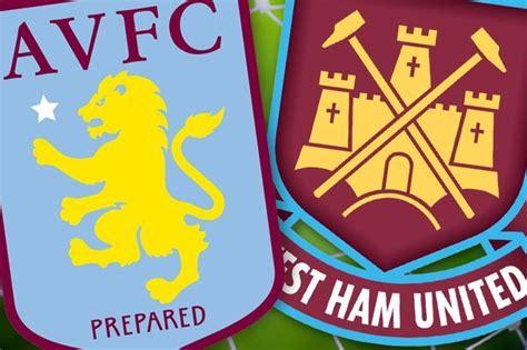 Aston Villa Vs West Ham United: Live stream, TV channels ...