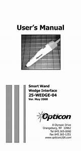 25-wedge-04 Manuals