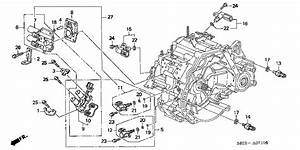Recently Replaced Transmission On 1998 Honda Accord 4 Cylinder Vtec  The Car Shifts Smoothly In