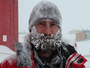 How cold is it? — Australian Antarctic Division