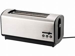 4 Schlitz Toaster : rosenstein s hne toaster 4 scheiben langschlitz toaster ~ Michelbontemps.com Haus und Dekorationen