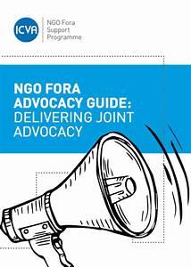 Ngo Fora Advocacy Guide