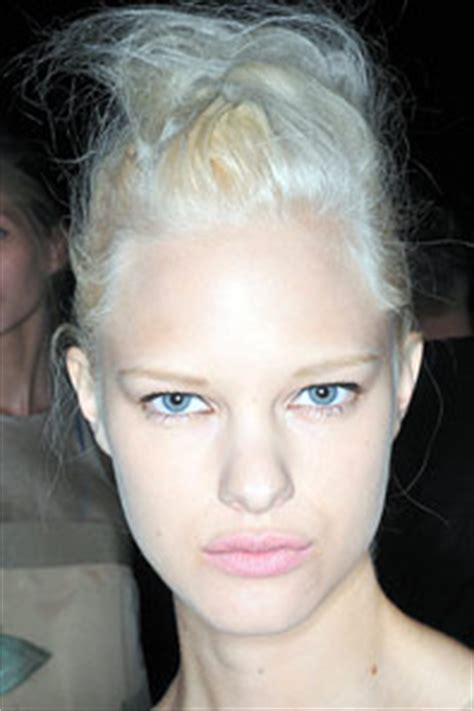 hannah holman fashion model profile   york magazine