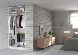Chambre Dressing : placard dressing le rangement design personnalis ~ Voncanada.com Idées de Décoration