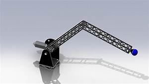 Simple Robot Arm - SOLIDWORKS, Other - 3D CAD model - GrabCAD