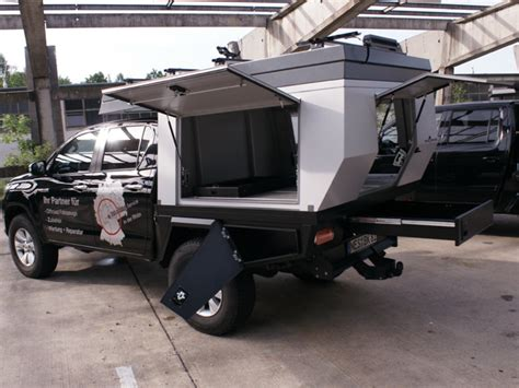 This Pop-up Camper Transforms Any Truck Into A Tiny Mobile