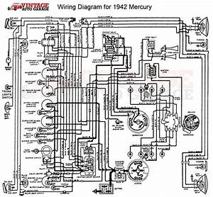 File  1940 Mercury Wiring Diagram