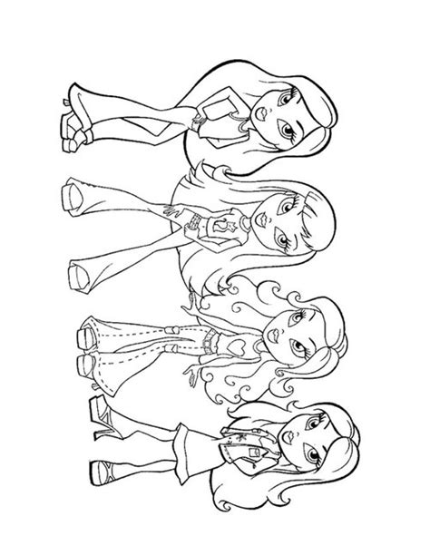 cute girl coloring pages  kids disney coloring pages