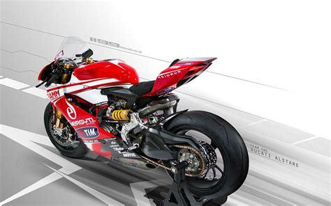 Ducati Alstare Reveals 2013 Ducati 1199 Panigale R