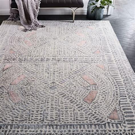 rugs west elm dynasty rug rosette west elm