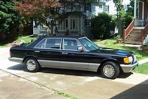 Viper430 1987 Mercedes