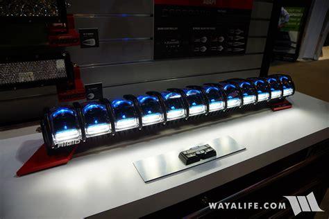 sema rigid adapt active view lights